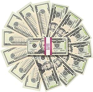 Free Orcalo Prop Money Fake Money Dollar $2000 Full… | Freebie
