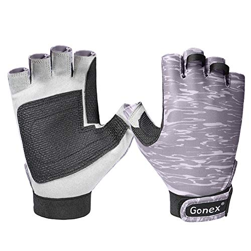 Gonex Fishing Gloves for