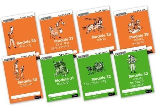 Download Read Write Inc. Fresh Start: Modules 26-33 - Mixed Pack of 8 PDF
