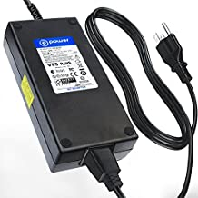 T-Power Ac Adapter for 4-pin CWT Model PAC120F 120W Channel Well Technology Power Supply (with 4-Pin Conncetor, NOT Barrel Tip) Charger Power Supply