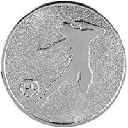Soccer Toss Coin Sports Football Referee Flip Coin Disc Alloy Double Side Judge Soccer Flip Coin for Kids Adul
