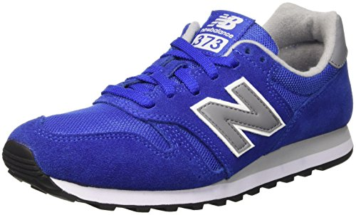 400 Blue Homme New de Chaussures Entrainement Multicolore Balance Running 373 zqqwP4C