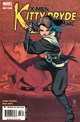 X-men Kitty Pryde Shadow & Flame Issue 3 of 5 (X-men Kitty Pryde Shadow and F...