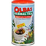 Olbas Instant Herbal Tea - 7 oz - An Aromatic Blend of 20 Herbs - Provides a delightfully warm soothing feeling anytime - Suitable for adults and children