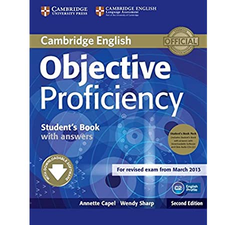 Objective Proficiency. Students Book Pack Students Book with ...