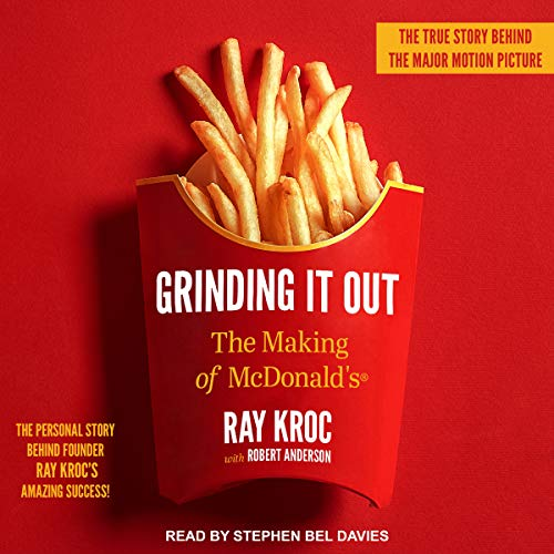 Pdf Memoirs Grinding It Out: The Making of McDonald's