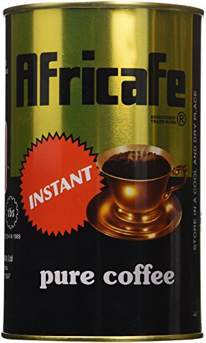 Africafe Instant Coffee Large Tin 250 Grams Buy Online
