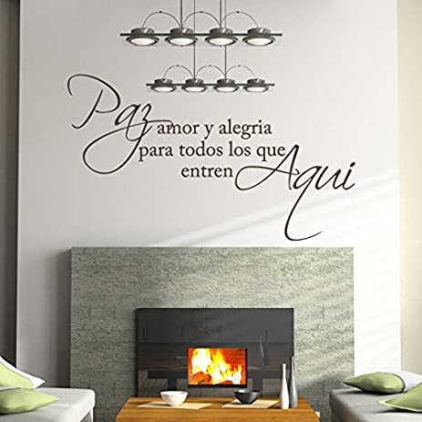 Amazoncom Siempre Recuerda Que Te Amo Custom Vinyl Spanish - Custom vinyl wall decals saying