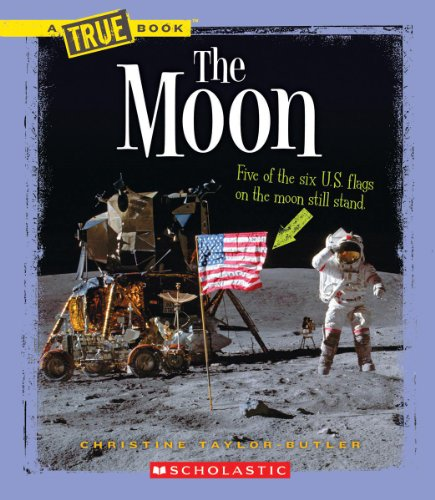 The Moon (New True Books: Space (Paperback))