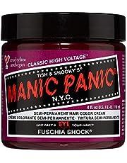 Manic Panic Fuksia Shock - Classic farba do włosów fuksja