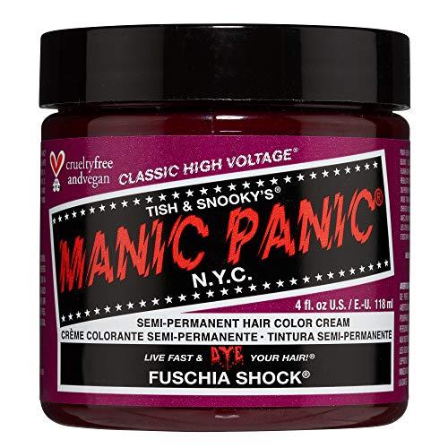 🥇 MANIC PANIC CLASSIC FUSCHIA SHOCK