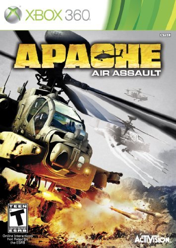 Apache: Air Assault - Xbox 360 by Activision by Activision