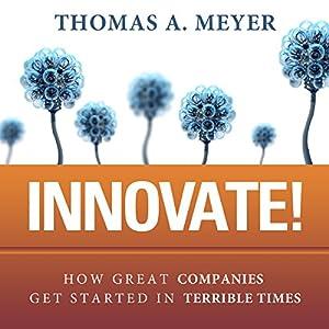 Innovate! Audiobook