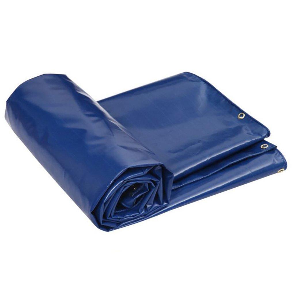 ターポリン 防水PVC防水布防水布多機能シェード布 (Size : 4*6m) B07SQPR69Y  4*6m