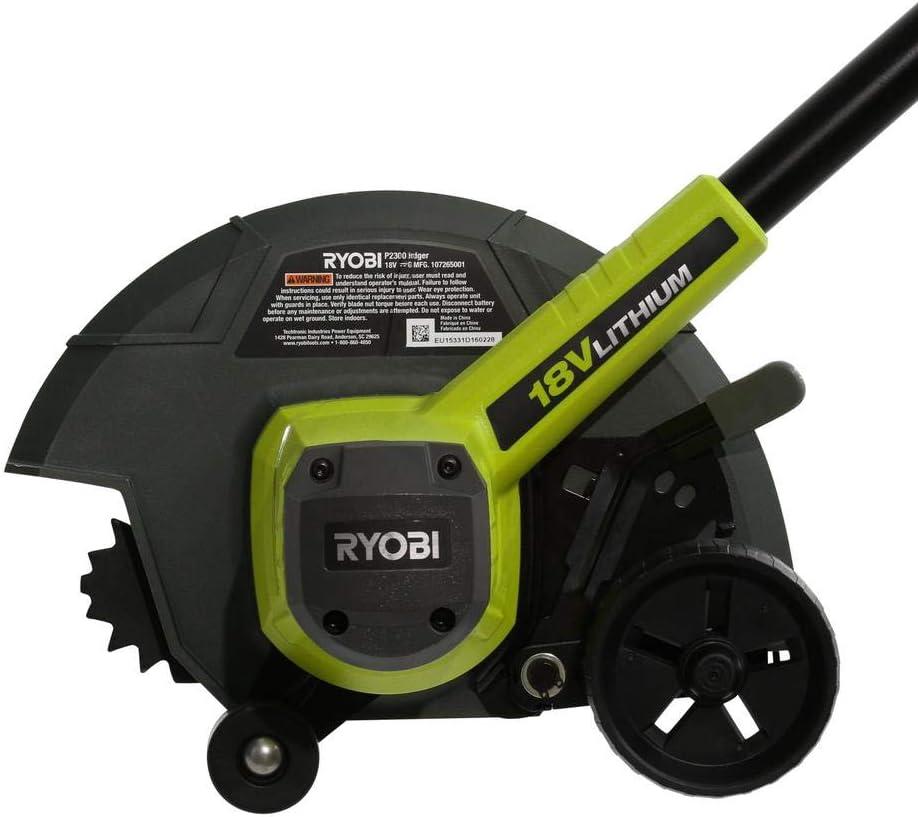 Amazon.com: Ryobi P2300A ONE+ 9 in. Bordes inalámbricos de ...