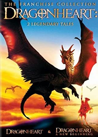 Amazon com: Dragonheart: 2 Legendary Tales (Dragonheart