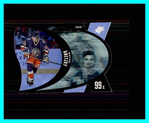 1997-98 SPx #30 Wayne Gretzky NEW YORK ()