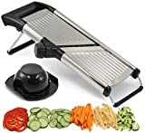 Adjustable Mandoline Slicer by Chef's INSPIRATIONS. Best For...