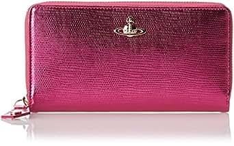 Vivienne Westwood Dacota 32-587 Wallet,Fuchsia,One Size