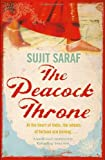 Front cover for the book The Peacock Throne by Sujit Saraf
