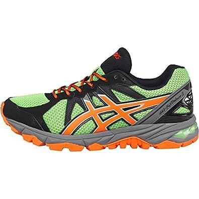 Gel Fujitrabuco Stability 3 Trail Shoes Kids Green Asics Running rtsdhQ
