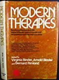 Modern Therapies, V. Binder and A. Binder, 0135990017