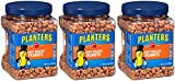 Planters Honey Roasted Peanuts, 34.5 Ounce, 6 Tubs