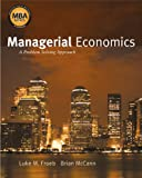 img - for Managerial Economics: A Problem Solving Approach (Thomas South-western's MBA Series in Economics) book / textbook / text book