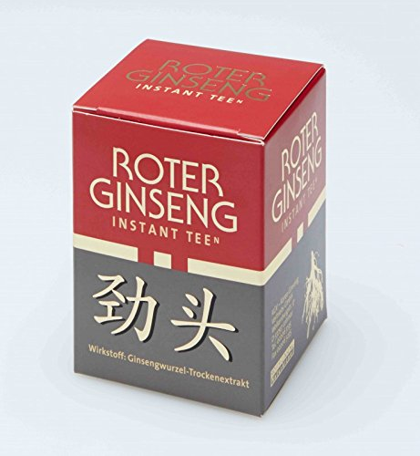 ROTER GINSENG Instant Tee N 50 g Tee