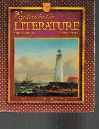 Explorations in Literature - America Reads - Classic Edition