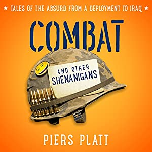 Combat and Other Shenanigans Audiobook