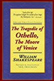 Image of The Tragedie of Othello, The Moore of Venice: Applause First Folio Editions (Folio Texts) (Applause Shakespeare Library Folio Texts)