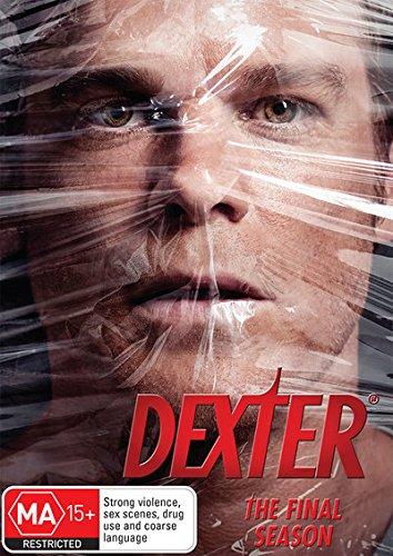 Dexter Season 8 | 4 Discs | NON-USA Format | PAL | Region 4 Import - Australia