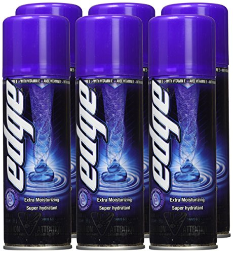 Edge Shave Gel Cans