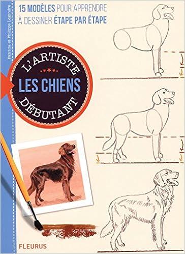 En ligne téléchargement Dessiner et peindre les chiens pdf
