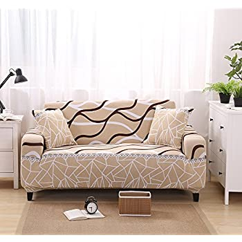 Forcheer Slipcovers For 3 Cushion Couch Spandex Slip Resistant Sofa Covers  For Fabric Sofa Suede Sofa Leather Sofa 1 Piece (3 Seat For 195 230cm, ...