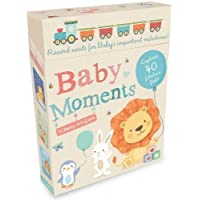 Baby Moments: Record cards for Baby's important milestones!