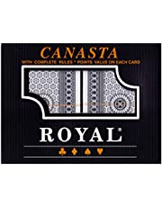 Royal Canasta Playing Cards Cards