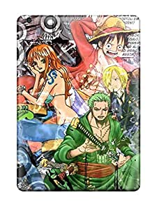 High-quality Durability Case For Ipad Air(one Piece Anime Roronoa Zoro Monkey D Luffy Nami One Piece)
