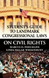 img - for Student's Guide to Landmark Congressional Laws on Civil Rights book / textbook / text book