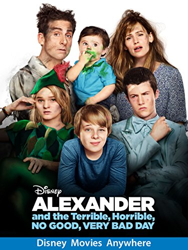 Alexander and the Terrible, Horrible, No Good, Very Bad Day (Theatrical) (And The No Good Very Bad Day)