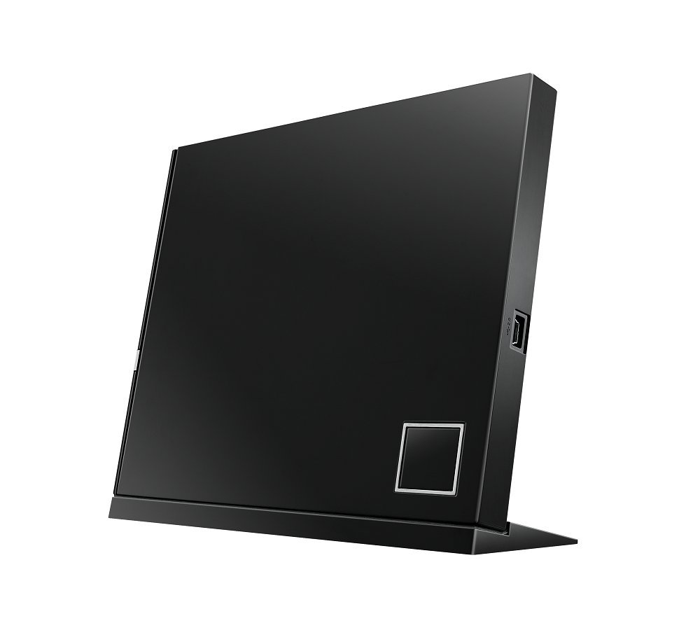 ASUS Computer International Direct External Blu-Ray 6X Writer with BDXL Support SBW-06D2X-U (Black) by Asus
