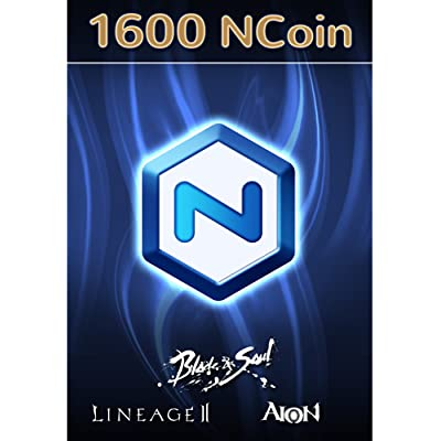 ncsoft-ncoin-1600-online-game-code
