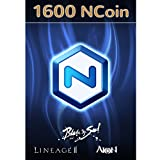 Software : NCsoft NCoin 1600 [Online Game Code]