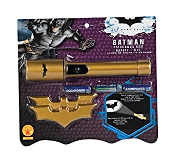 Batman The Dark Knight Batarangs and Safety Light Set