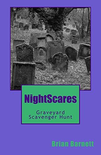 Scary Scavenger Hunt For Halloween (Graveyard Scavenger Hunt (NightScares Book)