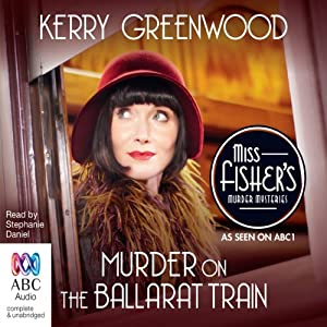 Murder on the Ballarat Train Audiobook