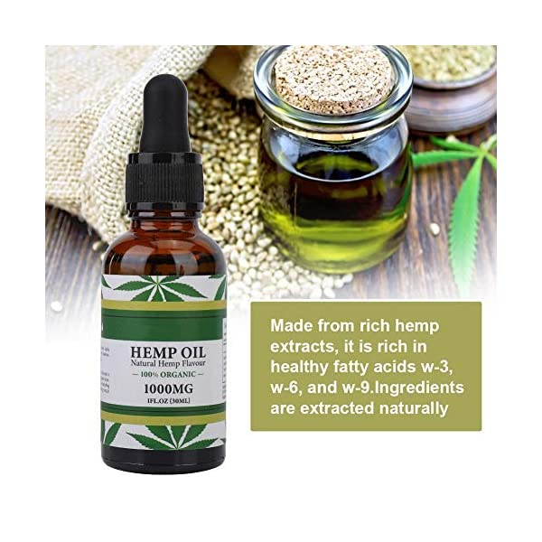 30ml Hemp Oil for pain relief(30ml/1000mg)