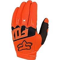 2018 Fox Racing Dirtpaw Race Gloves-Orange-2XL