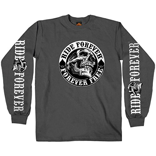 Long Sleeve Motorcycle Riding Shirts - 9